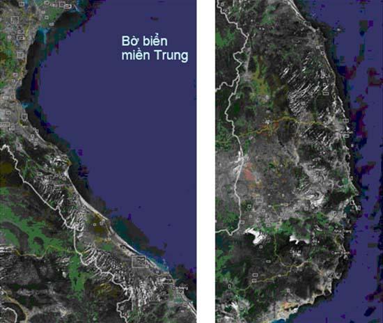 Vùng duyên hải miền Trung ứng phó với biến đổi khí hậu: Thực tiễn và giải pháp